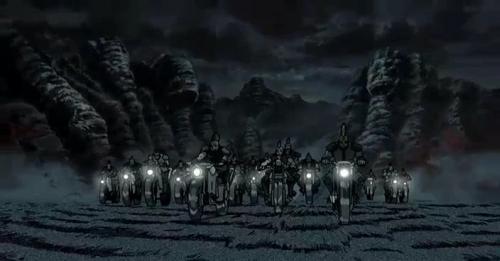 Аниме - Anime - Fist of the North Star: Raoh Side Story Junai Arc - Кулак Северной Звезды - Фильм (2006) [2006]