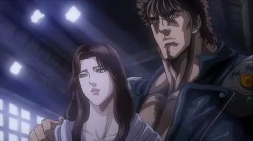 Аниме - Anime - Fist of the North Star: The Legend of Kenshirou - Кулак Северной Звезды - Фильм (2008) [2008]