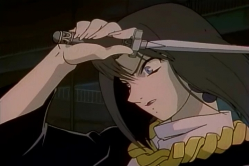 Аниме - Anime - Flame of Recca - Пламя Рэкки [1997]
