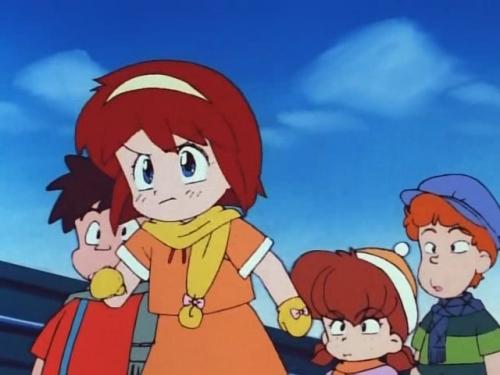 Аниме - Anime - Flower Witch Marybell - Фея цветов Мэри Белл [ТВ] [1992]