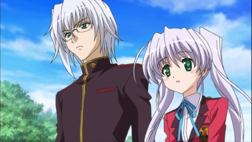 Аниме - Anime - Fortune Arterial Akai Yakusoku - Fortune Arterial: Akai Yakusoku [2010]