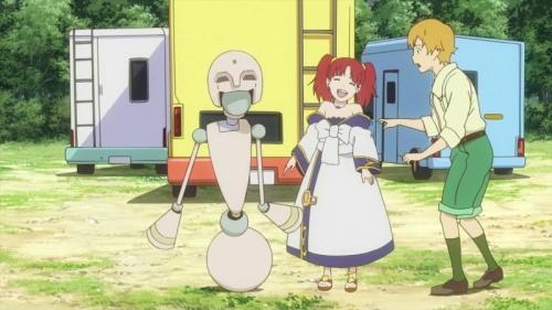 Аниме - Anime - Fractale - Фрактал [2011]