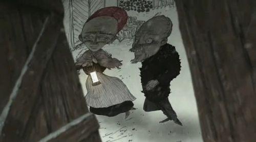 Аниме - Anime - Franz Kafkas A Country Doctor - Сельский врач