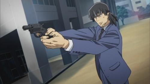Аниме - Anime - The Future Diary - Дневник будущего [ТВ] [2011]