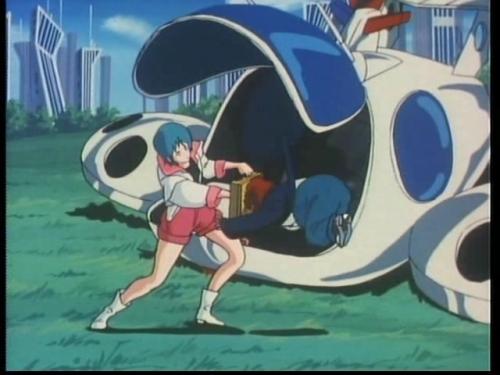 Аниме - Anime - Урасиман: Полиция будущего - Mirai Keisatsu Urashiman [1983]