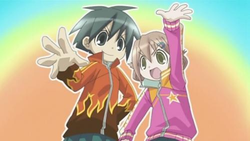 Аниме -             Anime - Уроки современного искусства - GA: Geijutsuka Art Design Class             [2009]