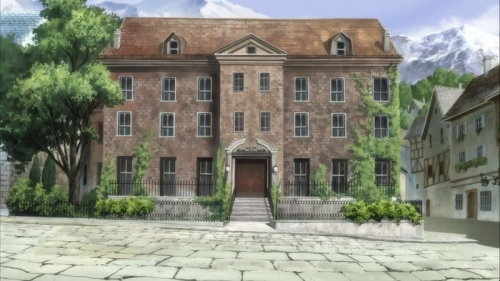 Аниме - Anime - Gosick - Готика [2011]