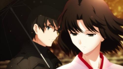 Аниме - Anime - Gekijouban Kara no Kyoukai Shuushou: Kara no Kyoukai - Граница пустоты: Сад грешников OVA [2011]