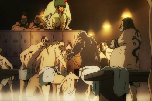 Аниме - Anime - Gekijouban Tengen Toppa Gurren Lagann: Lagann-hen - Гуррен-Лаганн (фильм второй) [2009]