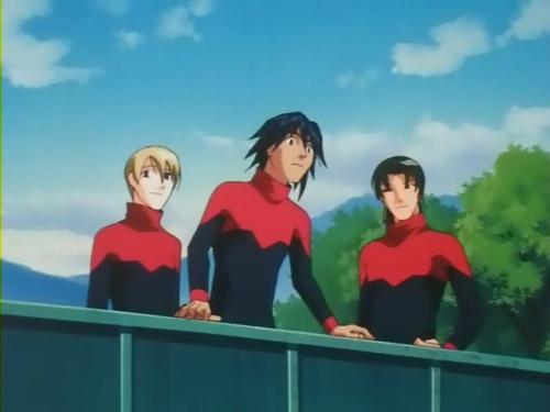 Аниме - Anime - Generator Gawl - Генератор Гаул [1998]