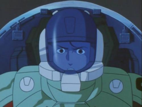 Аниме - Anime - Genesis Climber Mospeada - Моспида - оружие выживания [1983]