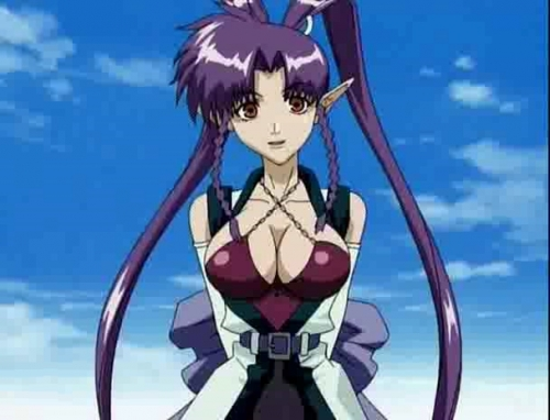 Аниме - Anime - Саюки: Предмет Мечтаний - Gensou Maden Saiyuuki: Kibou no Zaika [2002]