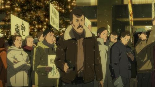 Аниме - Anime - 攻殻機動隊Arise Alternative Architecture - Koukaku Kidoutai Arise: Alternative Architecture [2015]