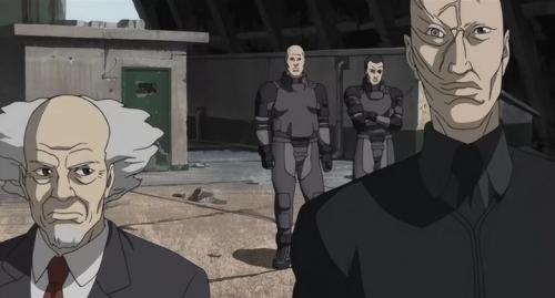 Аниме             - Anime - Ghost in the Shell: Stand Alone Complex -             Individual Eleven -             Призрак в доспехах: Синдром одиночки OVA-2 [2006]