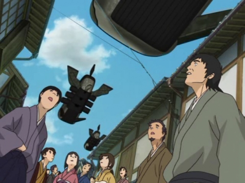 Аниме - Anime - Gintama OVA - Гинтама OVA-1 [2004]