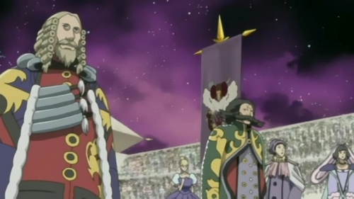 Аниме - Anime - Glass Fleet - Стеклянный флот [2006]