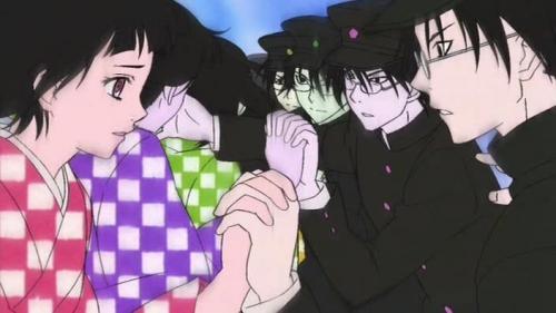 Аниме - Anime - Goku Sayonara Zetsubou Sensei - Прощай, унылый учитель OVA-1 [2008]