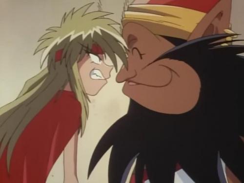 Аниме - Anime - Gokudou: The Tale of a Rambling Wanderer - Путешественник Гокудо [1999]