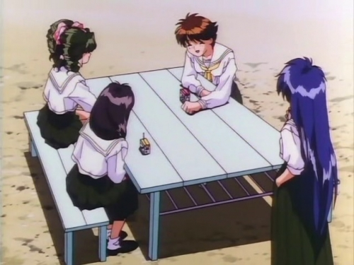 Аниме - Anime - Выпуск - Graduation [1995]