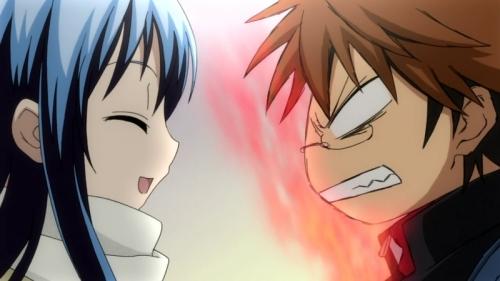 Аниме - Anime - Nura: Rise of the Yokai Clan - Внук Нурарихёна [ТВ-1] [2010]