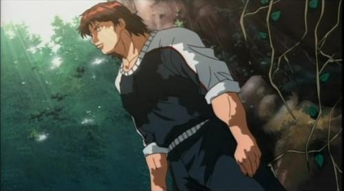 Аниме - Anime - Grappler Baki Maximum Tournament - Боец Бакы [ТВ-2] [2001]