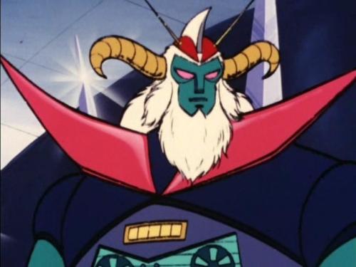 Аниме - Anime - Great Mazinger - Великий Мазингер [1974]