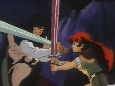 Аниме - Anime - Gude Crest - The Emblem of Gude - Onna Senshi Efe & Jiira Guude no Monshou [1990]