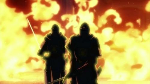 Аниме - Anime - Guin Saga - Сага о Гуине [2009]