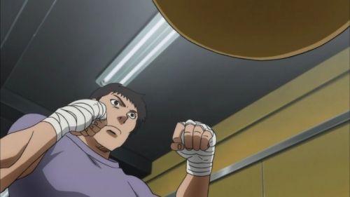 Аниме - Anime - Hajime no Ippo: New Challenger - Первый шаг [ТВ-2] [2009]