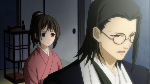 Аниме - Anime - Hakuoki - Hakuouki [2010]