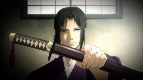 Аниме - Anime - Hakuouki: Shinsengumi Kitan - Сказание о демонах сакуры [ТВ-1] [2010]