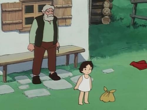 Аниме - Anime - Heidi, Girl of the Alps - Хэйди - девочка Альп [ТВ] [1974]
