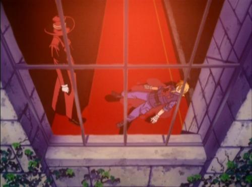 Аниме - Anime - Hellsing - Хеллсинг: война с нечистью [2001]