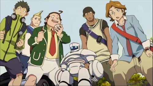 Аниме - Anime - Heroman - Хиромен [2010]