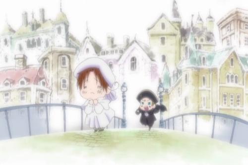 Аниме - Anime - Hetalia: Axis Powers - Хеталия и страны Оси [2009]