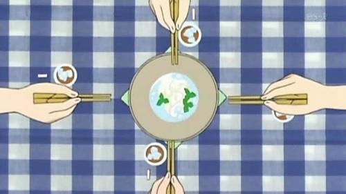 Аниме - Anime - Hidamari Sketch Specials - Наброски Хидамари (спецвыпуск 1) [2007]