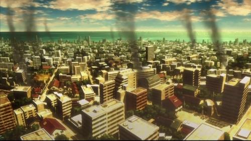 Аниме - Anime - High School of the Dead - Школа Мертвецов [ТВ] [2010]