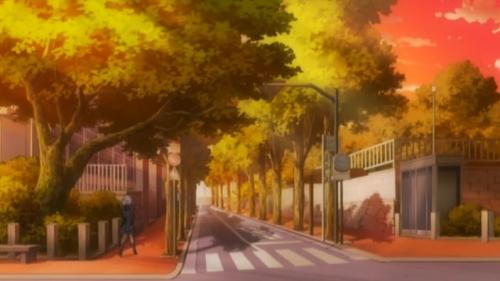 Аниме - Anime - Hill Dyed Rose Madder - Холм в багряных сумерках [ТВ] [2008]