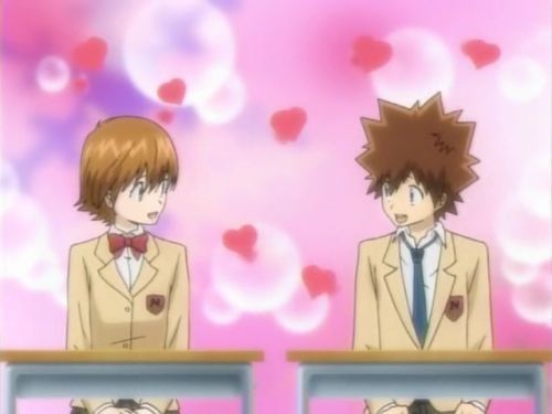 Аниме - Anime - Home Tutor Hitman Reborn! - Учитель-мафиози Реборн!