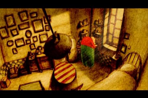 Аниме - Anime - House of Small Cubes - Дом из кубиков [2008]