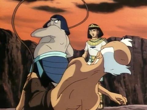 Аниме - Anime - In The Beginning - The Bible Stories - У истоков Творения - Библейские истории [1997]