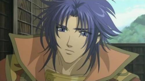 Аниме -             Anime - In a Distant Time 3: Crimson Moon - В далекие времена             (спецвыпуск 1) [2007]