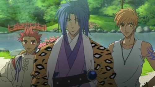 Аниме -             Anime - In a Distant Time: One Night Dance - В далекие времена - Фильм             [2006]