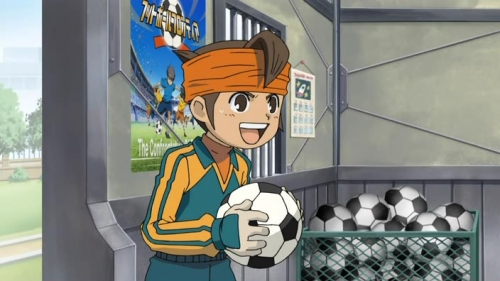 Аниме - Anime - Inazuma 11 - Inazuma Eleven [2008]