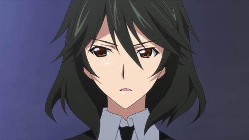 Аниме - Anime - IS: Infinite Stratos - Бесконечные Небеса [ТВ] [2011]