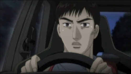 Аниме - Anime - Initial D Extra Stage 2 Tabidachi no Green - Initial D Extra Stage 2: Tabidachi no Green [2008]