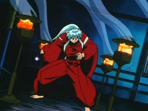 Аниме -             Anime - Inu Yasha - Инуяся [ТВ-1] [2000]