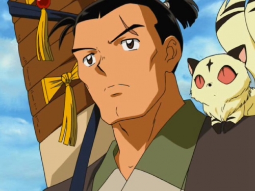 Аниме - Anime - InuYasha: The Tragic Love Song of Destiny - Инуяся (спэшл) [2004]