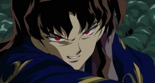 Аниме - Anime - Inuyasha: The Castle Beyond the Looking Glass - Инуяся (фильм второй) [2002]