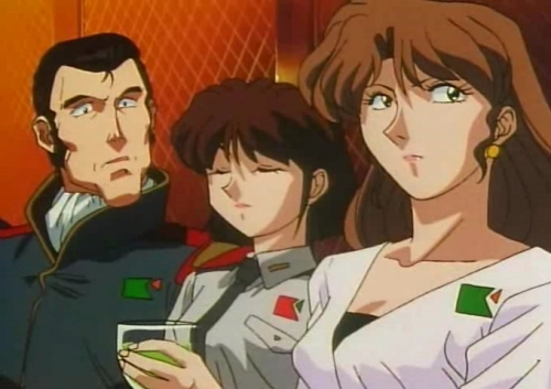 Аниме - Anime - The Irresponsible Captain Tylor - An Exceptional Episode - Безответственный капитан Тайлор OVA-1 [1994]